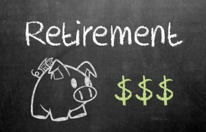 "This image, ""Retirement on Chalkboard"" is copyright (c) 2015 Wellness GM, and made available under a Attribution 2.0 Generic License"